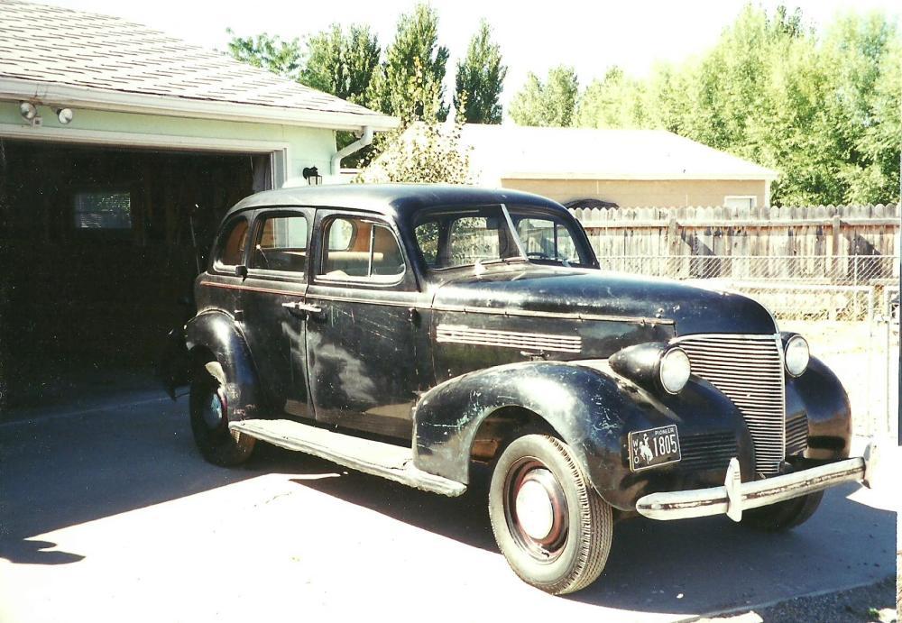 39 chevy 4 door sedan for 1939 chevy 4 door sedan