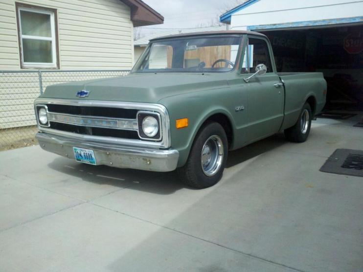 69 72 chevy shortbed 4x4 trucks for sale autos post. Black Bedroom Furniture Sets. Home Design Ideas