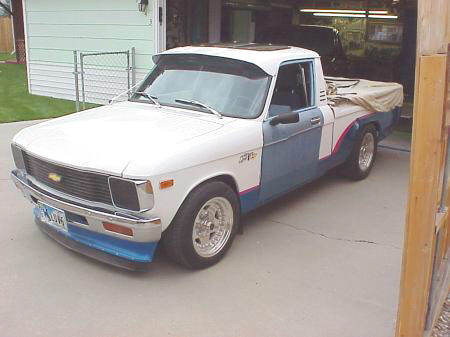 78 Chevy LUV
